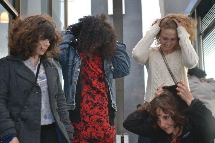 Prom Hair Help- Natural Hair Styles