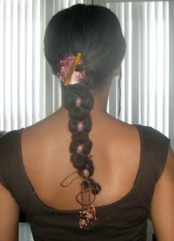 Mwedzi-Naturally Glam Hair Idol- Check-in!