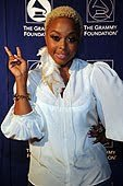Checking in with Chrisette Michelle