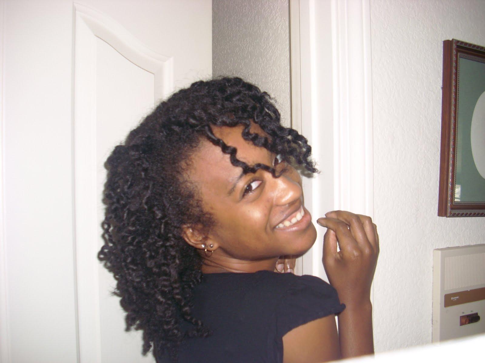 Super-Photogenic Natural Hair!