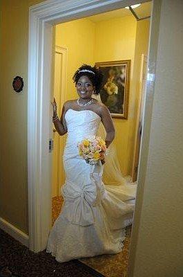 Apryl- A Natural Hair Bride