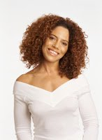 Natural Hair and Color That Pops!