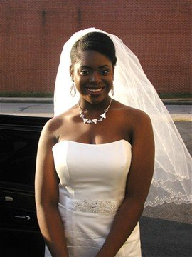 Naomi- Natural Hair Bride