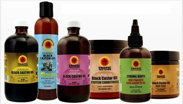 Top 5 Places to Order Products for Natural Hair