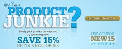 CurlMart's Product Junkie Sale!