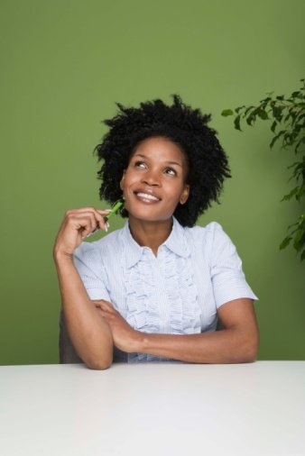 Finding the Confidence to Rock Natural Hair