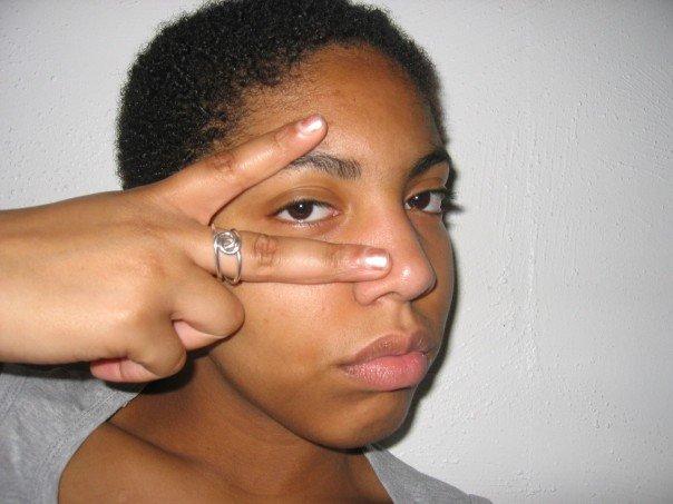 Marsha D.- Naturally Glam Hair Idol