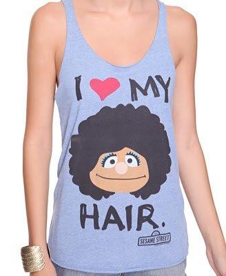 Forever 21 'I Love My Hair' Tank