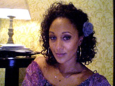 Tamera Mowry- Natural Hair Celebrity Interview