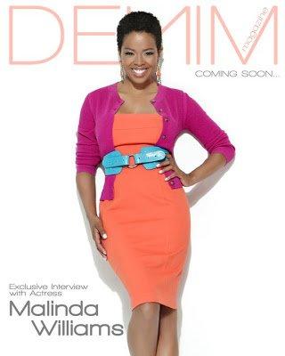 Malinda Williams- Natural Hair Celeb Interview