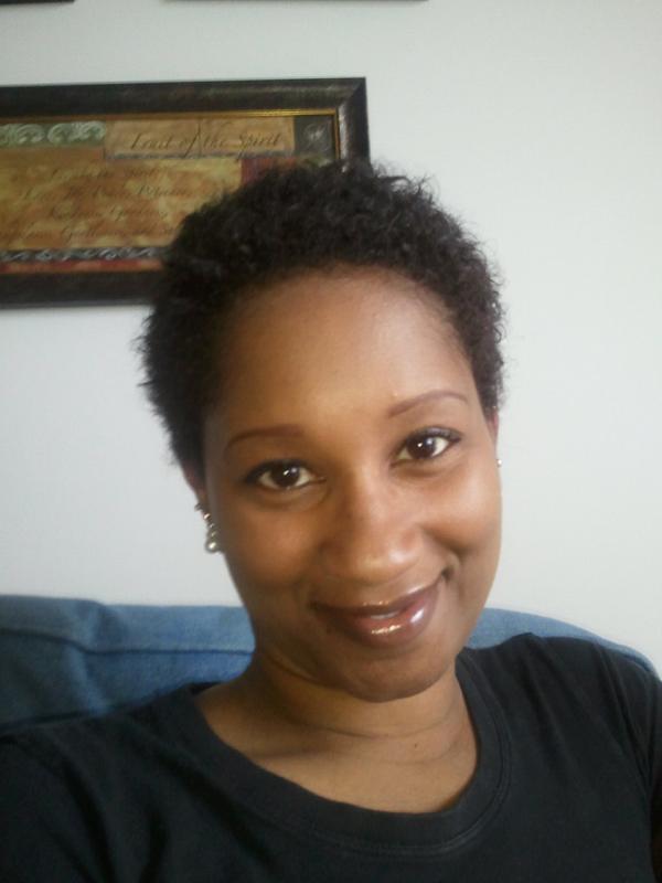 I Big Chopped- Ebony Joy Wilkins