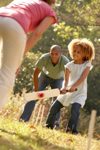5 Great Ways to Get Active with Your Kids!