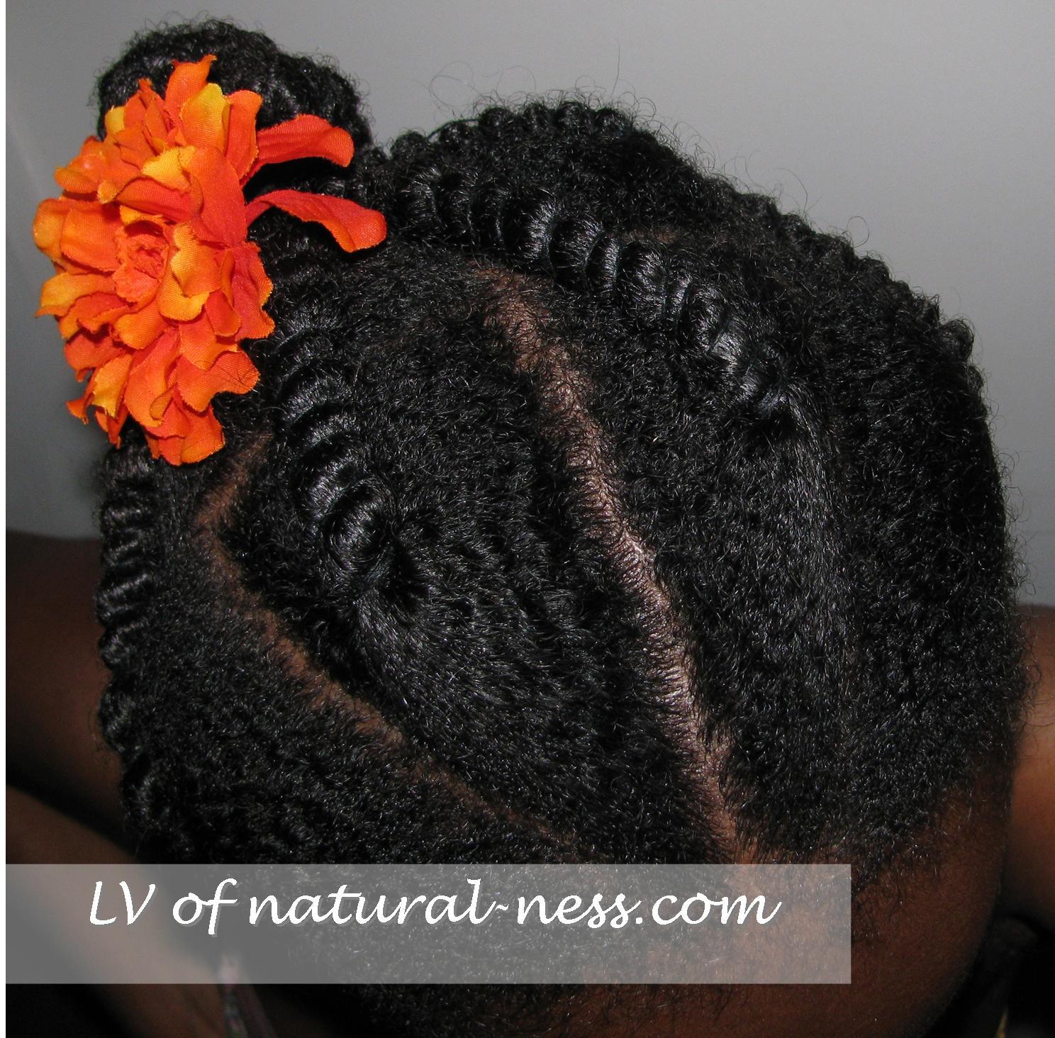 African Hair Threading (Ghana Plaits) Tutorial