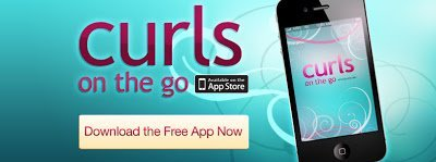 NEW! Curls on the Go Free Mobile App!