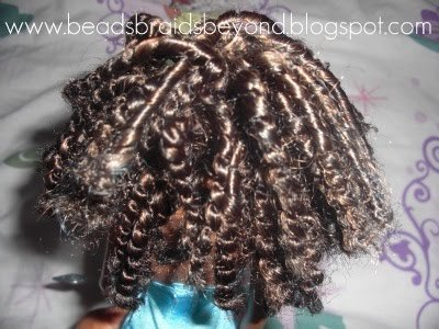 Do It Yourself- Natural Hair Dolls!