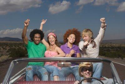Friday Fun- Your Hair and Drop Top Convertibles