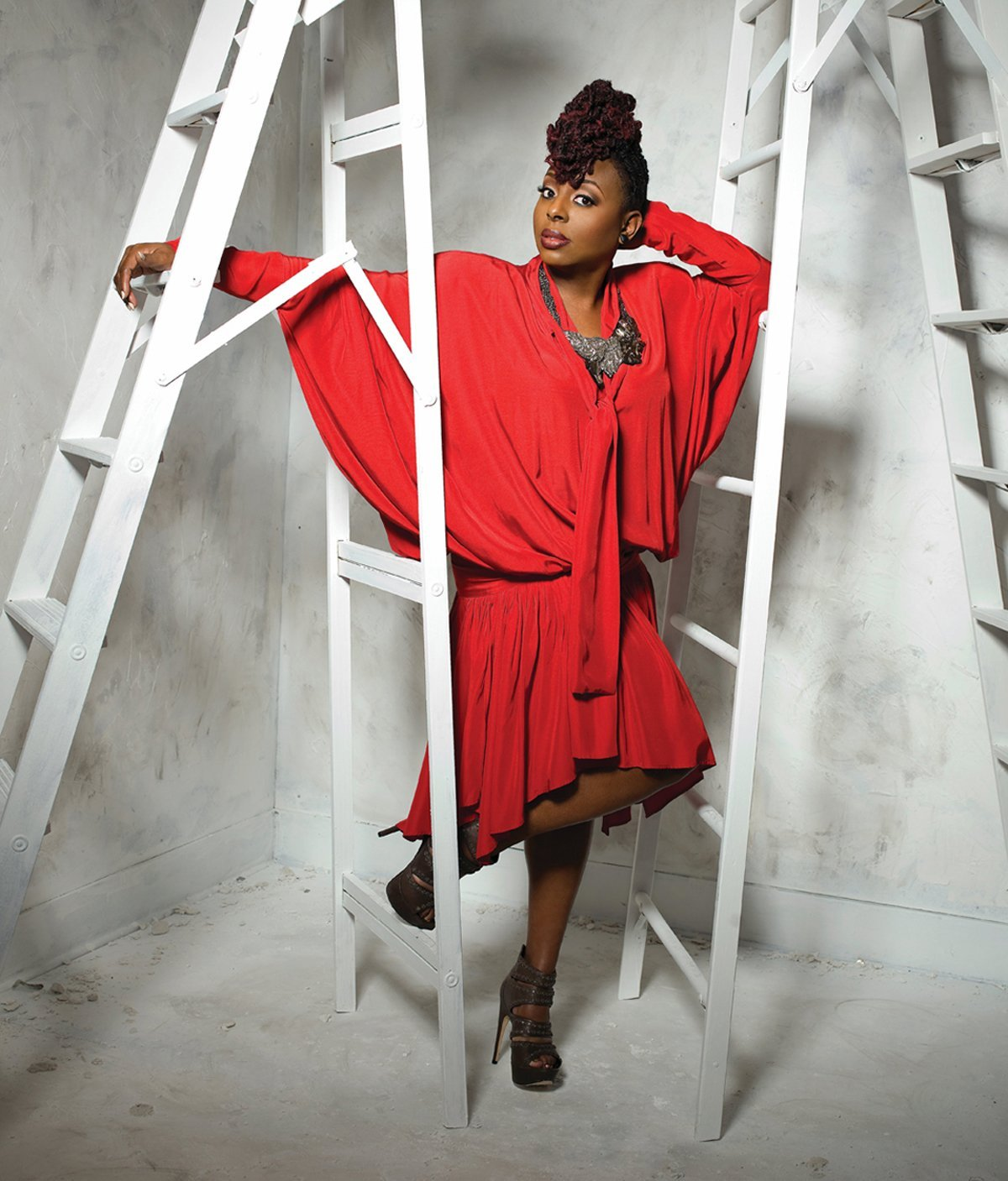 On the Couch with Ledisi- Natural Hair Celeb
