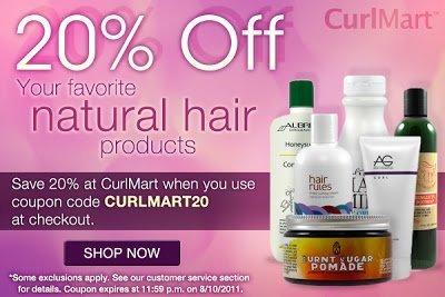 20% Off at Curlmart!