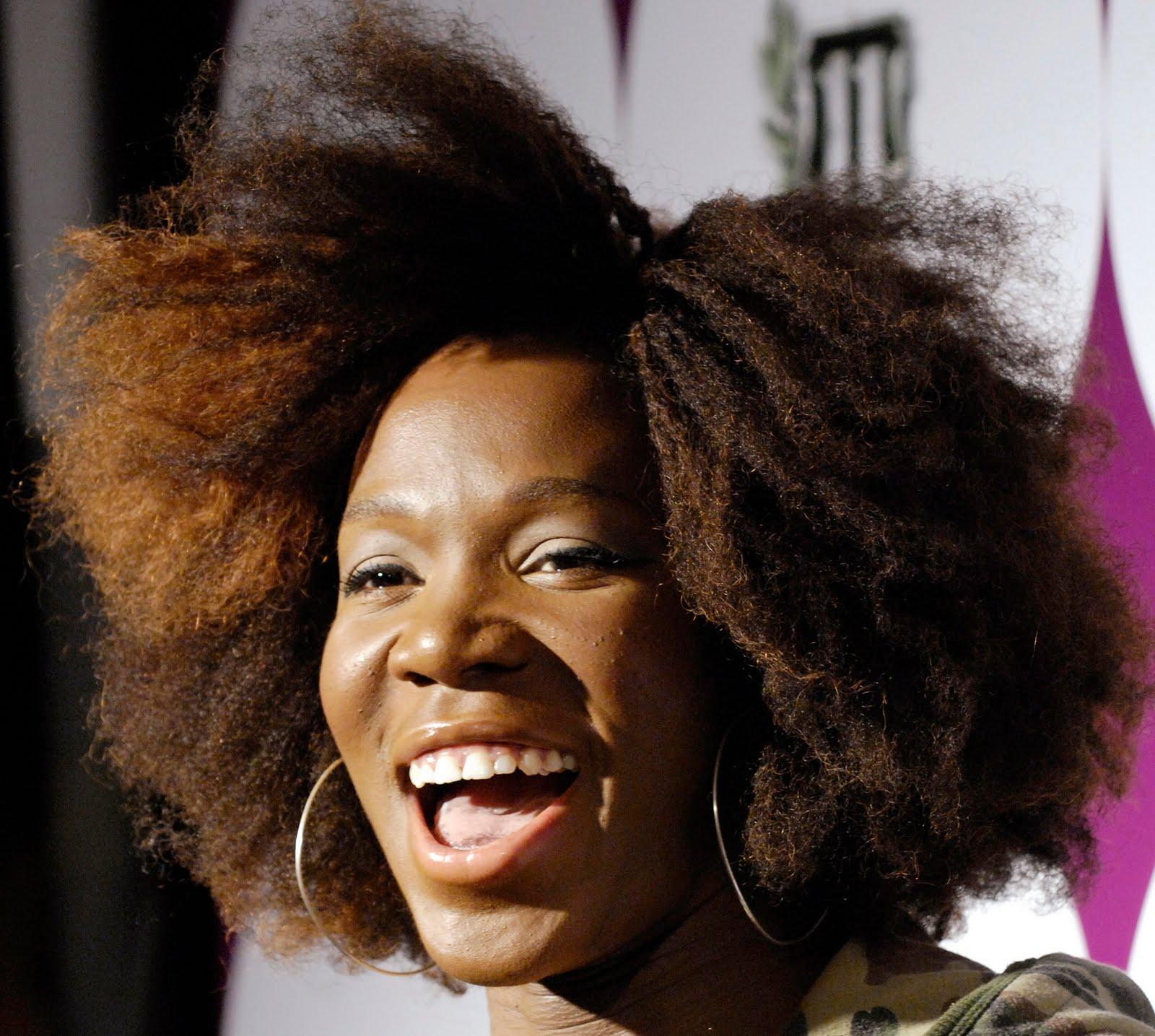 Is Music Making Natural Hair Mainstream?