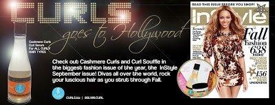 CURLS Cashmere Curls Giveaway (CLOSED)