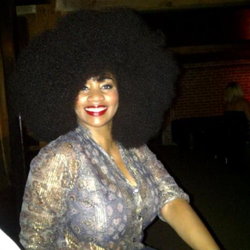 How Aevin Grew the World's Largest Afro