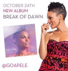 Goapele Talks Natural Hair & Mommyhood