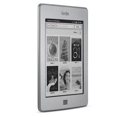 CurlyNikki Anniversary- Kindle Touch Giveaway! (CLOSED)