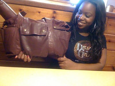 LaDereka and her New 'Not Rational' Bag!