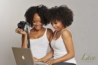 Ms. Vaughn & Meechy Monroe- Naturally Glam