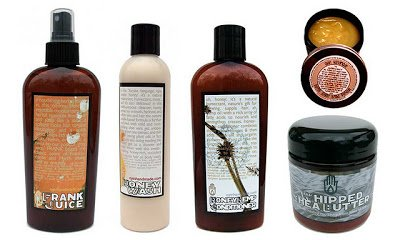 Holiday Gift Ideas for Natural Divas