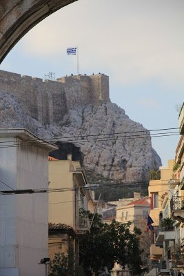 Day 3- My Big Fat Greek 'Working' Vacay