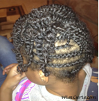 Natural Hair Mommy Woes