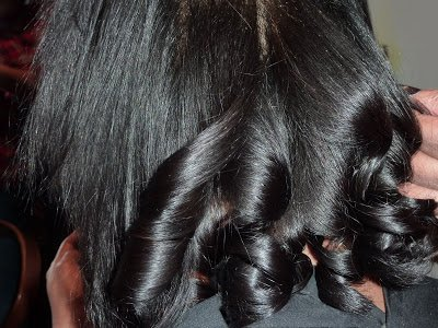 New Year, New 'Do- Versatility at its Best!