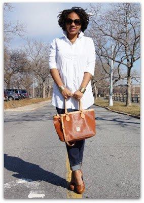 Naturally Fashionable- Simplicity