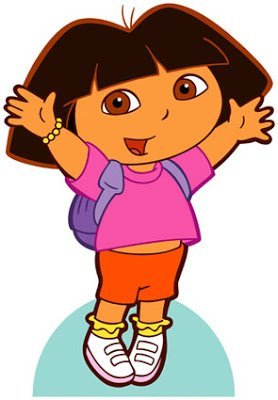 What We Can Learn From Dora the Explorer