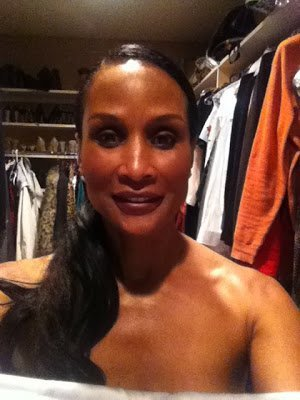 Beverly Johnson Reveals Her Real Hair!