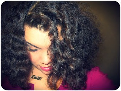 Achieving a Fluffy Twist-Out on Fine Hair