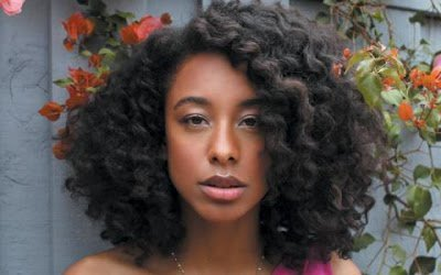 Corinne Bailey Rae on Her Natural Hair