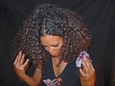 Thandie Newton on Her Natural Hair