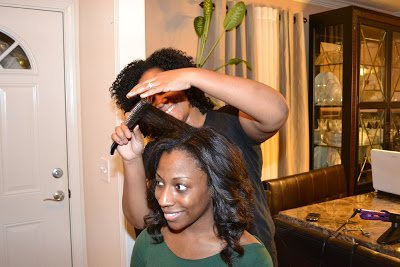An Interview with a Curl Stylist- Ashely