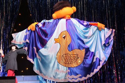 Gia Takes Sesame Street
