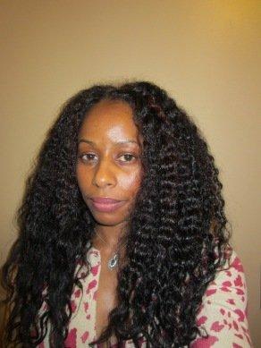 Volumizing Natural Hair