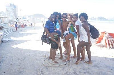 Make New Friends- More Brazilian Fun!