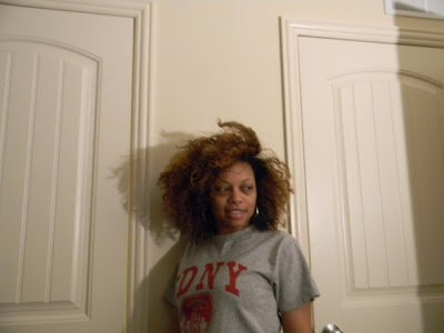 Oh The Struggle!- Natural Hair Frustrations