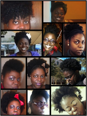 Brittney Celebrates 3 Years of Natural Hair!
