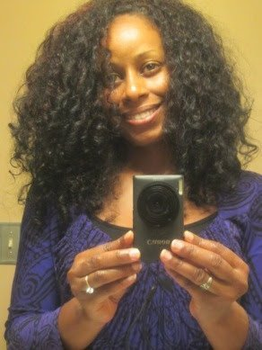 A Wash n Go for Multi-Textured Naturals