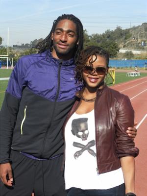 A Day with Future Olympian Jason Richardson