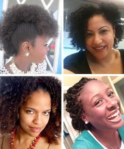 On Making Naturally Curly Hair 'Normal'...