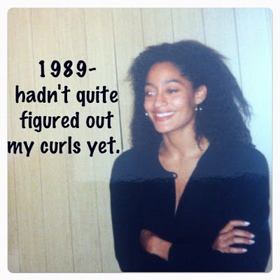 Tracee Ellis Ross on Her Natural Hair Journey!