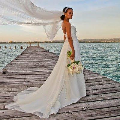 Tanesha- A Natural Wedding Story
